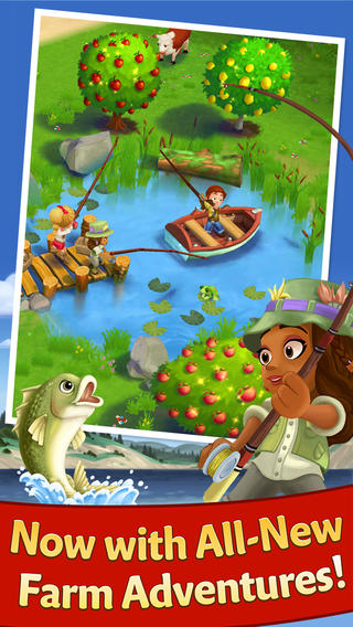 FarmVille 2 Country Escape App